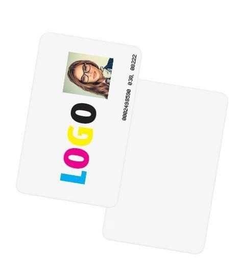 Printed Cards P-Rfid 1P