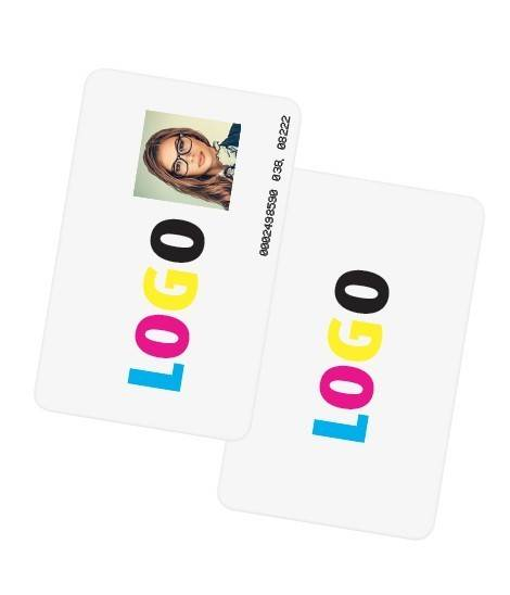 Printed Cards P-Rfid 2P
