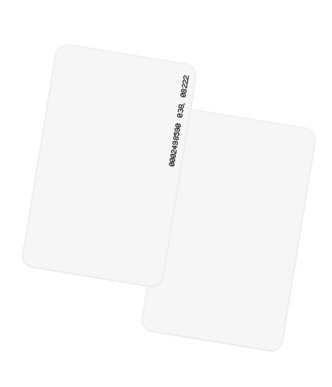 Card P-Rfid
