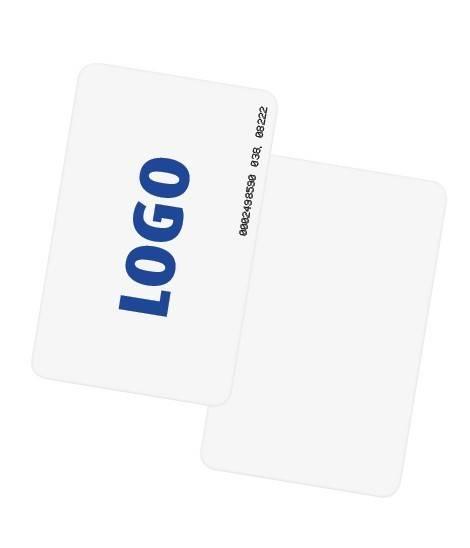 Printed Cards P-Rfid 1M