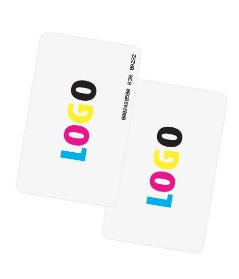 Printed Cards P-Rfid 2C