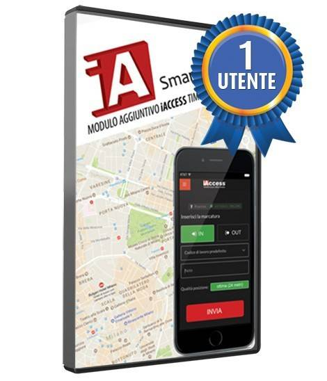 Smart Access - Additional user x1