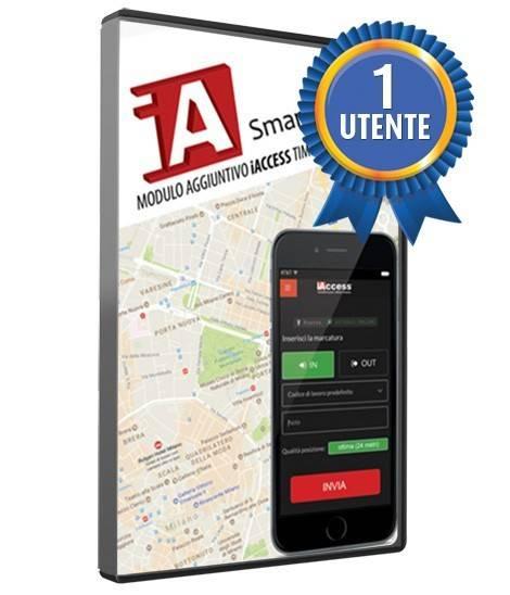 Smart Access Utente Aggiuntivo x1