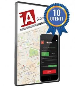 Smart Access Utente Aggiuntivo x10