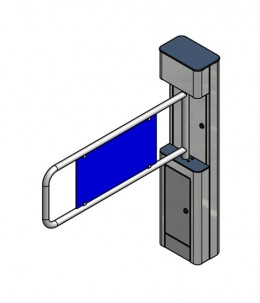 iAccess Turnstile MX-PASS