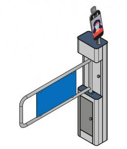 iAccess Turnstile ML-PASS