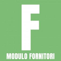 Modulo - iAccess Fornitori
