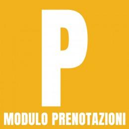 Modulo - iAccess Prenotazioni