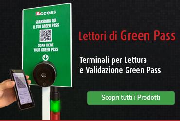 Lettura e gestione Green Pass