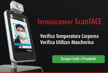 Termoscanner ScanFACE iAccess