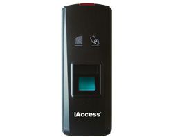 Controllo accessi biometrico iAccess M6